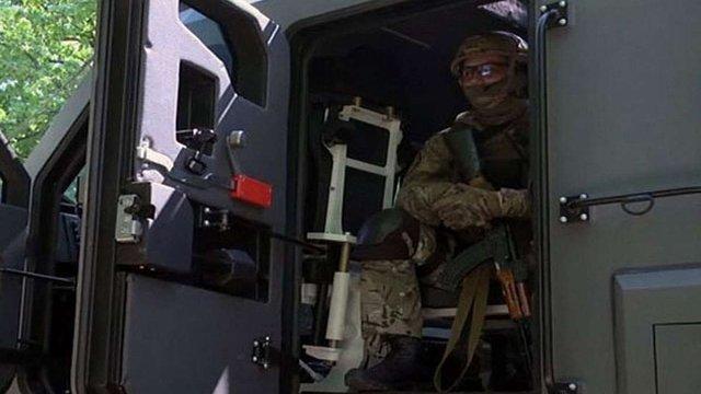 На Одещині проходять масштабні міжнародні антитерористичні навчання
