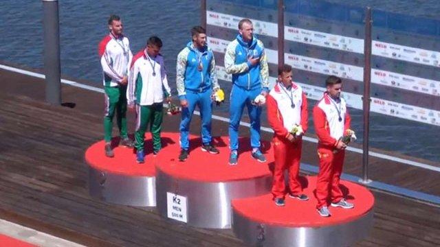 Українці здобули 11 медалей на Кубку світу з веслування