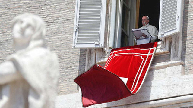 Папа Франциск оголосив п'ять нових кардиналів