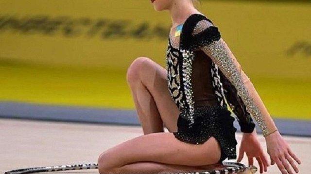 Львів'янка Христина Погранична перемогла у турнірі з художньої гімнастики у Німеччині