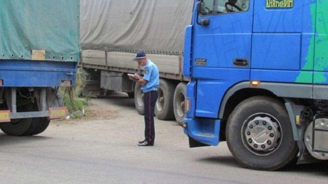 У Тернополі перевізників оштрафували на ₴25 тис. за руйнування доріг
