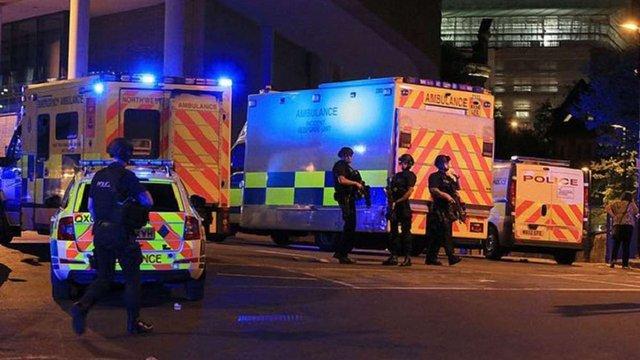 В концертному залі Манчестера стався теракт: 19 осіб загинули