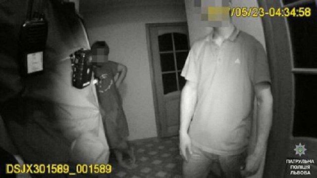Львів'яни самотужки затримали квартирного злодія