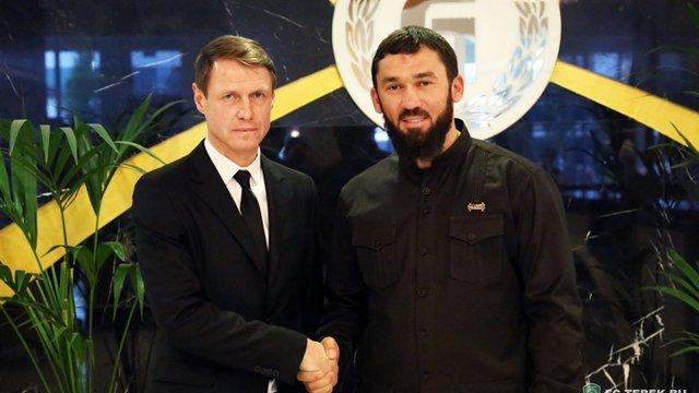 Екс-наставник львівських «Карпат» Олег Кононов очолив команду із Чечні