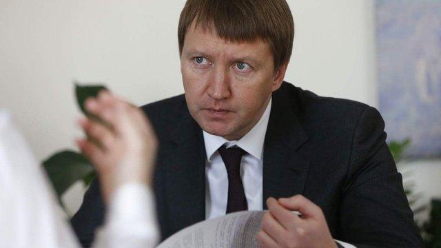 Міністр аграрної політики Тарас Кутовий подав у відставку