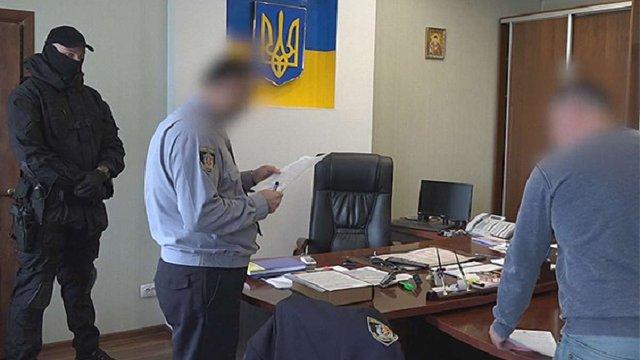 На Хмельниччині затримали заступника начальника обласної поліції