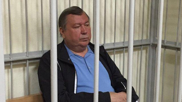 Екс-голову луганської податкової Антіпова відпустили під заставу у ₴15 млн