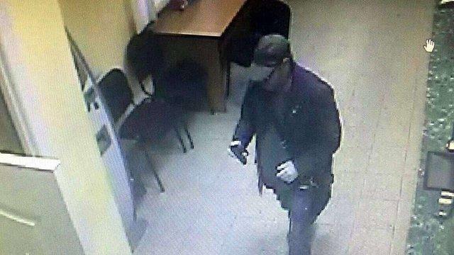 У Києві озброєний чоловік викрав у банку 285 грн