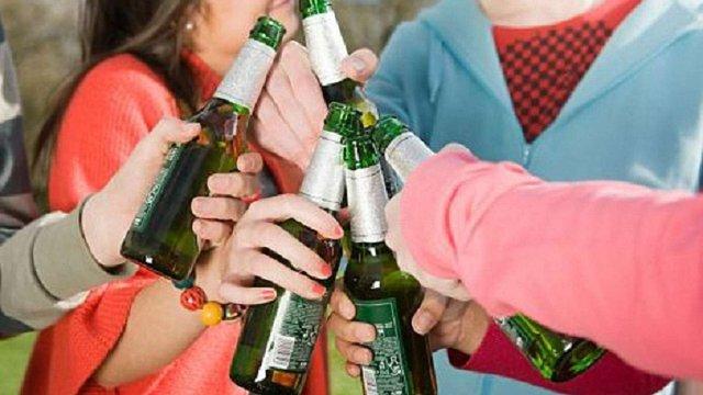 Семеро дітей отруїлись алкоголем на Львівщині