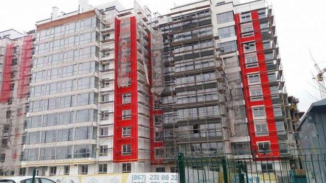 На скандальному будівництві у Львові загинув 40-річний працівник