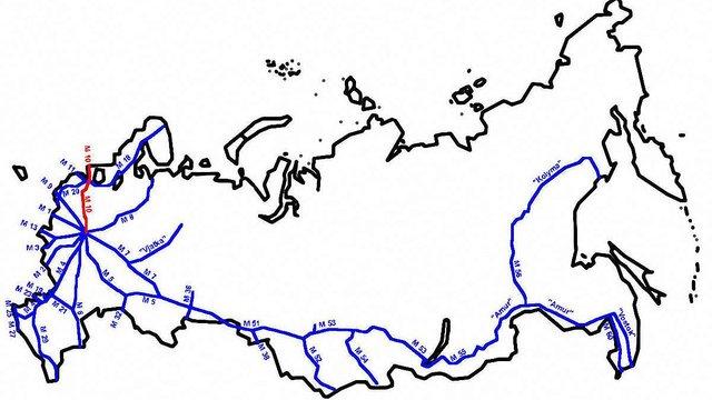 В російському Новгороді у ДТП загинули п'ятеро українців
