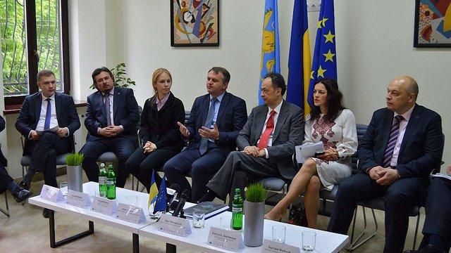 У Львові відкрили Центр розвитку місцевого самоврядування