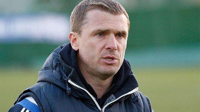 Сергій Ребров досі не домовився із керівництвом «Динамо» про контракт