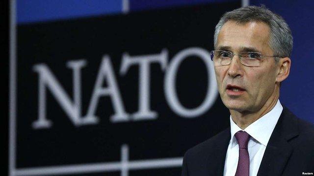 Генсек НАТО пообіцяв подальше зміцнення партнерства з Україною