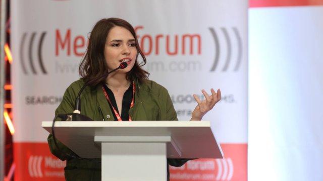 На Lviv Media Forum презентували нове видавництво репортажної літератури