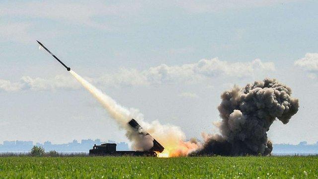 На Одещині відбулися успішні випробування новітньої української ракети