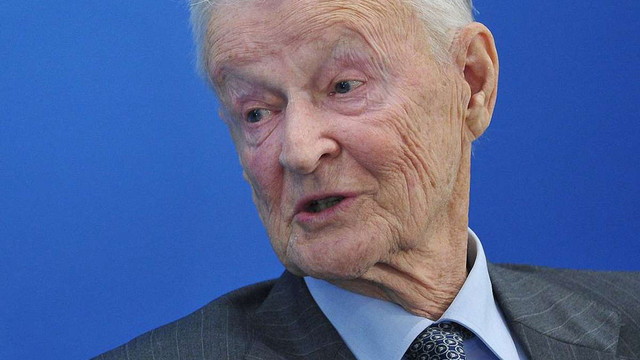 Видатний політолог і державний діяч Збіґнєв Бжезінський помер у віці 90 років