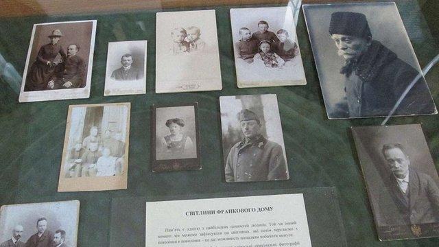У Домі Франка у Львові вперше експонують особисті речі письменника