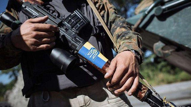 Від початку року в зоні АТО загинуло 98 українських вояків