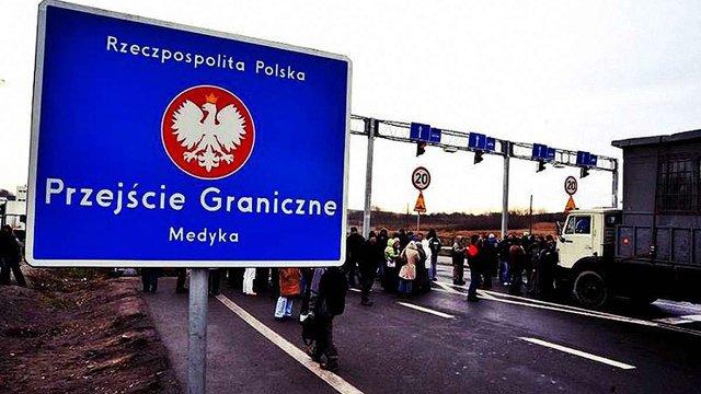 Польські прикордонники очікують зростання руху на 10% після запровадження безвізу