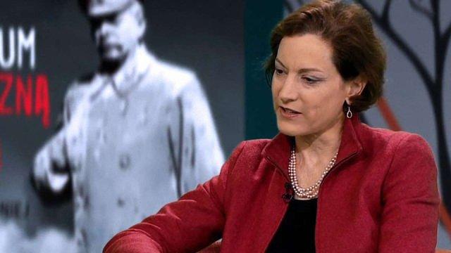 Відома американська журналістка Енн Епплбаум написала книгу про Голодомор в Україні