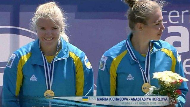 Львів'яни здобули «золото» й «срібло» на етапі Кубка світу з веслування
