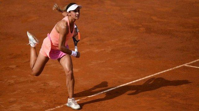 Леся Цуренко перемогла в українському дербі на Roland Garros