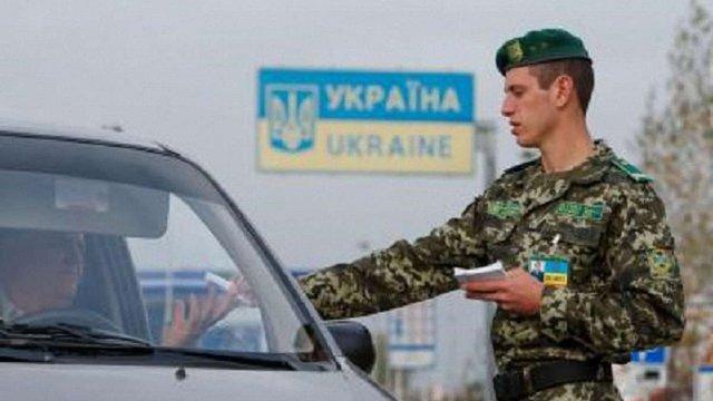 З початку року прикордонники затримали понад 100 авто, які перебували у міжнародному розшуку