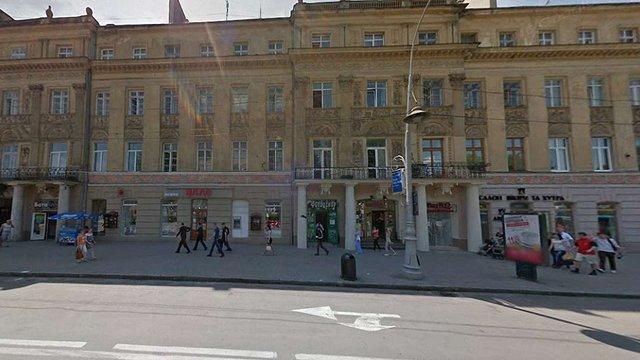 На незаконно відчужене бомбосховище у центрі Львова накладений арешт