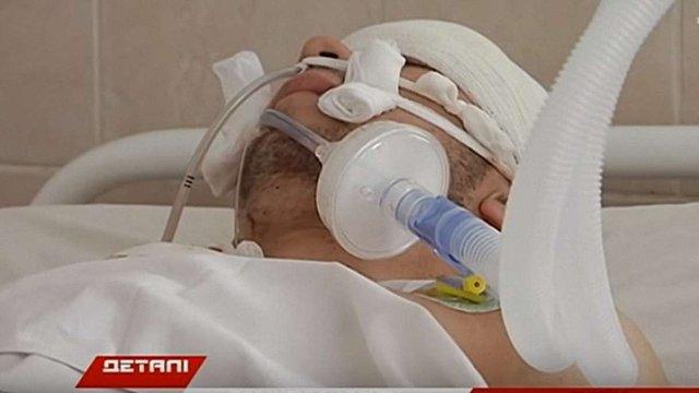 До дніпровської лікарні із зони АТО доправили вояка зі Львівщини у важкому стані