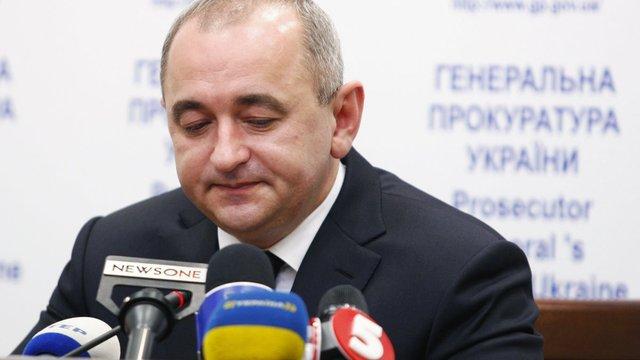 Двом екс-податківцям часів Януковича заочно оголосили про підозру, - Матіос