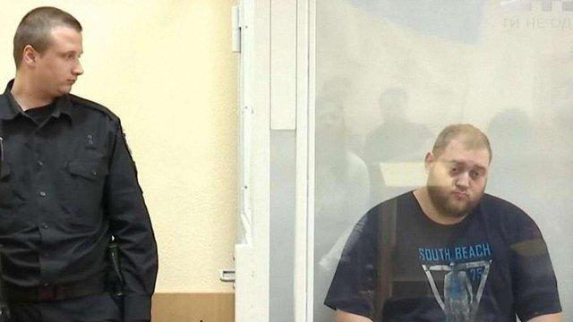 Екс-чемпіон з сумо Дмитро Слепченко зізнався у вбивстві байкера в Києві
