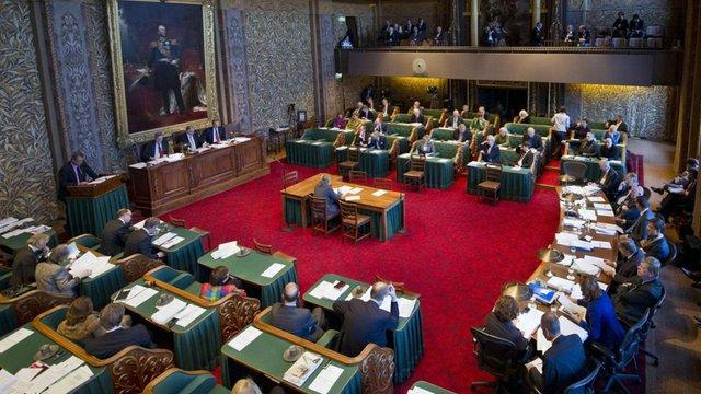 Сенат Нідерландів ратифікував Угоду про асоціацію України із ЄС