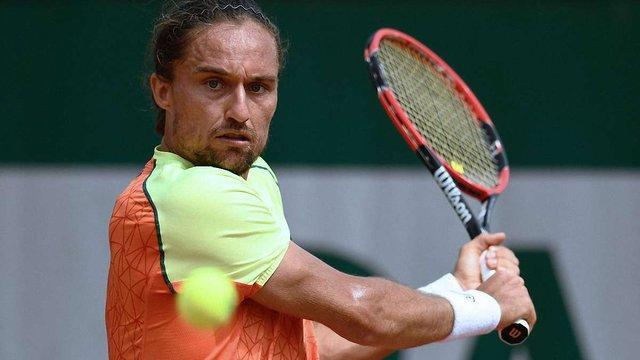 Український тенісист Олександр Долгополов вийшов у наступний раунд Roland Garros