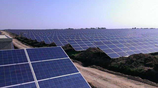 Індія планує вкласти $500 млн у будівництво сонячної електростанції в Україні