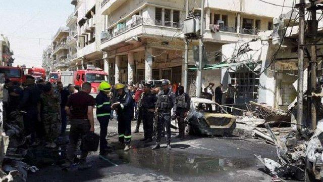 Внаслідок потрійного теракту в Багдаді загинуло щонайменше 35 осіб