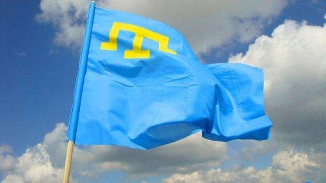 В окупованому Криму татарина оштрафували за національний прапор