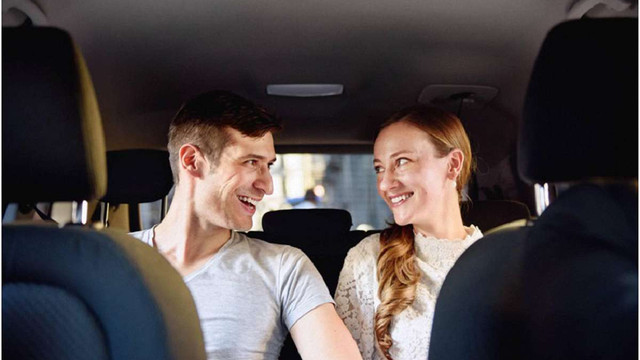 Більше ніяких таксі, адже є Uber