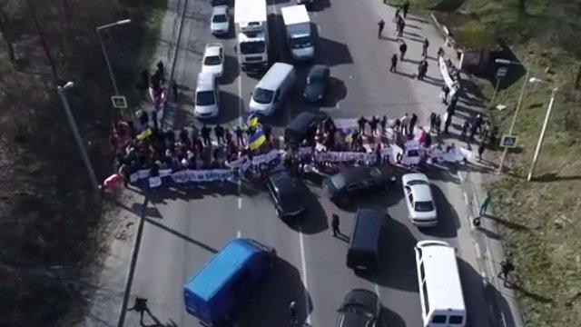 Львівський суд засудив на два роки умовно одного з організаторів провокації у селі Гряда