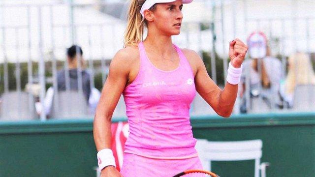 Українська тенісистка здолала росіянку у другому колі Roland Garros