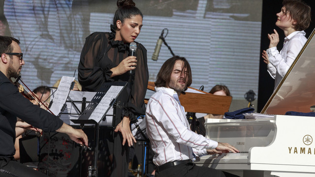 Львівський оркестр виступить із джазовою програмою у Дніпрі, Маріуполі та Львові