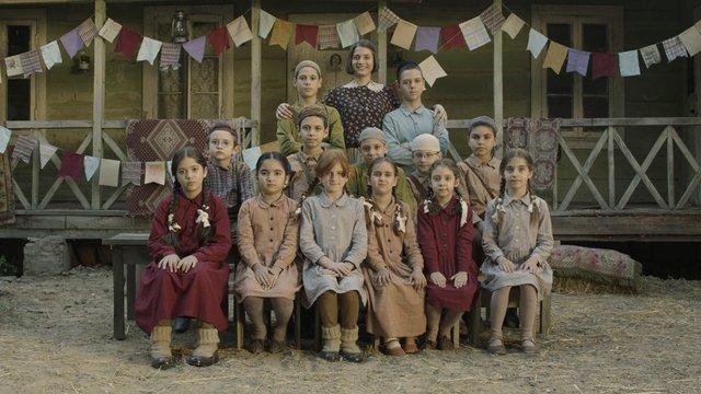 Український фільм «Чужа молитва» подивилось майже 8 тис. глядачів