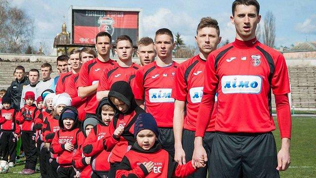 Рівненський «Верес» виступатиме у Прем'єр-лізі під керівництвом Віталія Кварцяного - ЗМІ