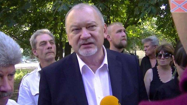 Захопленням Криму 2014 року керував колишній «міністр безпеки» Придністров'я Володимир Антюфєєв