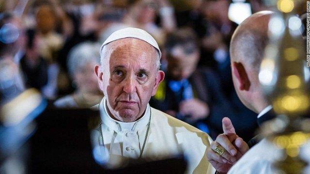 Папа Римський висловив співчуття з приводу смерті Блаженнішого Любомира Гузара