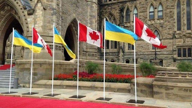 Канада ратифікувала угоду про зону вільної торгівлі з Україною