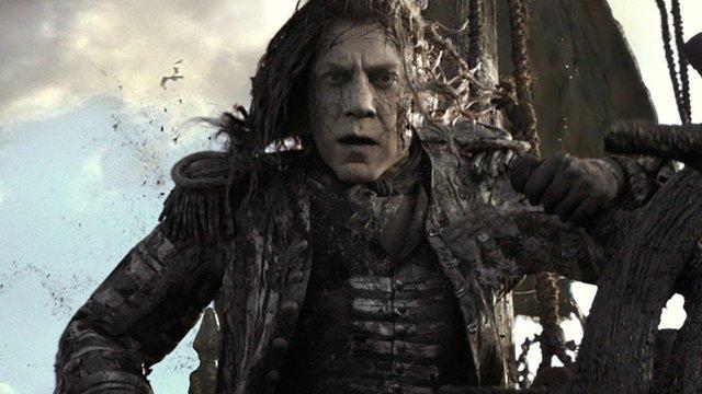 «Пірати Карибського моря-5» встановив декілька рекордів в українському кінопрокаті