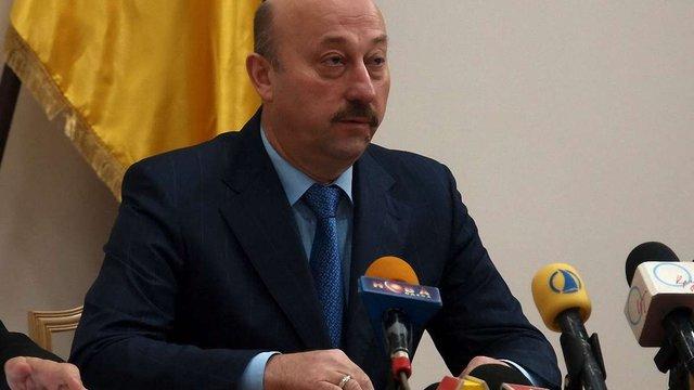 Екс-голова податкової Одещини зберігав у сейфі обвинувачення на себе самого