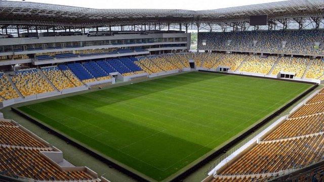 Рівненський «Верес»  розглядає «Арену Львів» для проведення домашніх матчів УПЛ