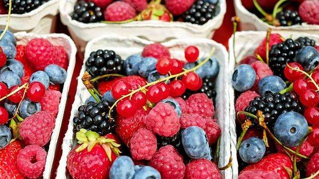 Україна забезпечує 25% виробництва м'яких ягід у Східній Європі
